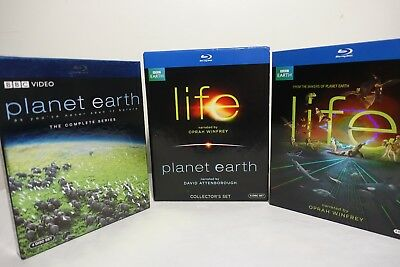 Life/Planet Earth Collection Frozen Planet (Blu-ray Disc)