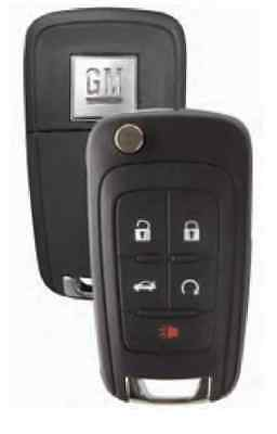 OEM Keyless Entry Remote Key Fob For 2015 2016 Chevrolet Equinox Impala Camaro
