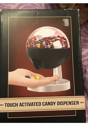 BRAND NEW  Samsonico Usa AUTOMATIC Candy Dispenser Touch Sensor Activated #Mdi2