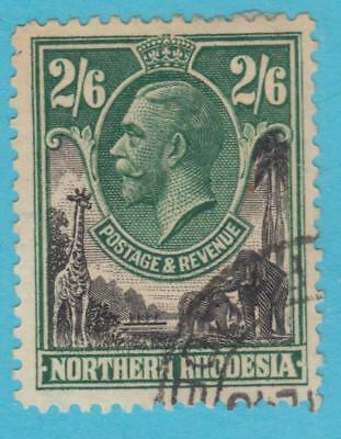 Northern Rhodesia 12 -  No Faults Very Fine !