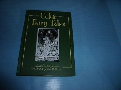 Celtic Fairy Tales Collected By  Joseph Jacobs (English)
