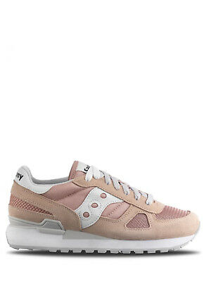 Scarpa SAUCONY Shadow original sneaker rose/grey donna (1108/679/W18)