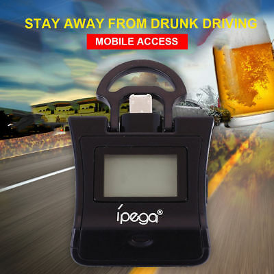 Portable Digital Alcohol Breathalyzer Breath Tester best product tester For Aus