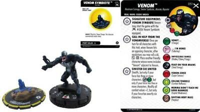 Venom #051 Earth X Marvel Heroclix (w/ Venom Symbiote #S006) NM Marvel