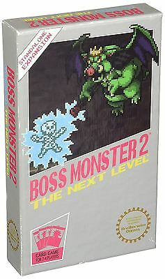 Boss Monster 2  The Next Level Board Game