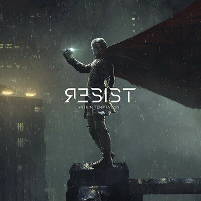 Within Temptation : Resist CD Limited  Album with Cassette Tape 3 discs (2019)