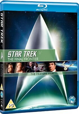 Star Trek 5 - The Final Frontier (Remastered) [Blu-ray]