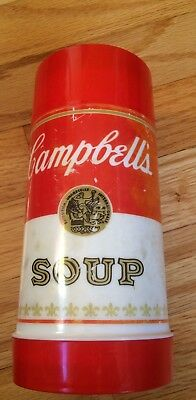 Campbell's Soup wide mouth thermos