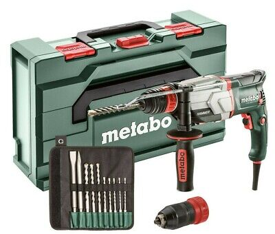 Metabo Multihammer Set UHE 2660-2 Quick (600697510)