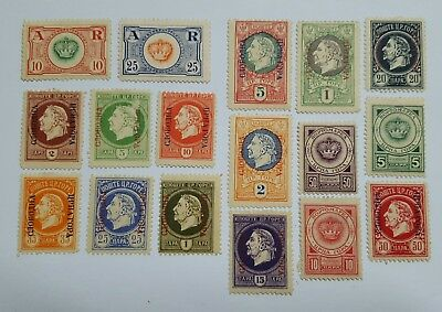 Timbres Montenegro Neuf