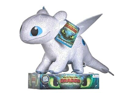 How to Train Your Dragon: The Hidden World Soft Toy (32cm Light Fury) [Plush]