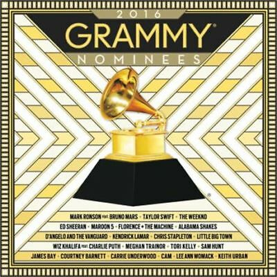 New- 2016 Grammy Nominees - Various Artists Cd