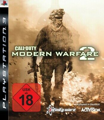 PS3 / Playstation 3 - Call of Duty: Modern Warfare 2 [Standard] DEUTSCH mit OVP