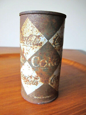 Vintage Coke Can Coca Cola Can Pop Soft Drink
