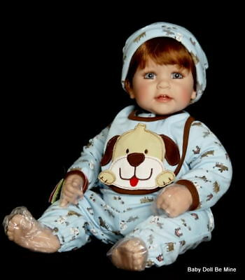 30ea39c900 ADORA TODDLER WOOF! 20   Boy Weighted Doll Gift Set for Children 6+ ...