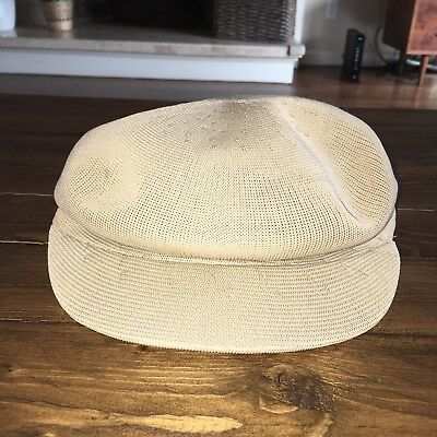 KANGOL MEN S ENFIELD Cap Greek Bronze Fisherman Hat Sz  S -  42.95 ... ff880e39a497
