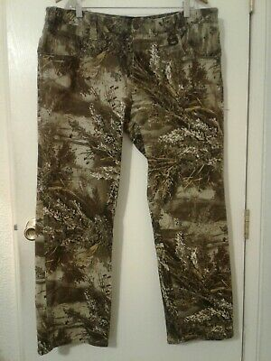 premium selection 508cf d4cf6 Realtree Max 1 Xt Mens Camouflage Hunting Pants Size 38 X 30 Worn Once