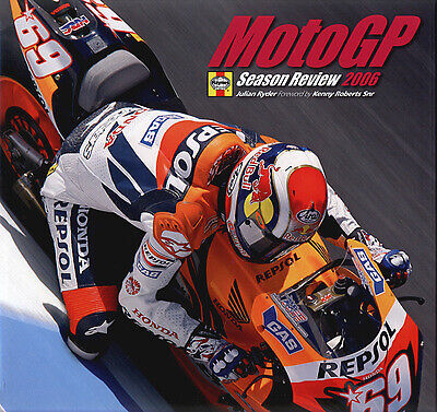 MotoGP season review 2006 by Julian Ryder (Hardback)