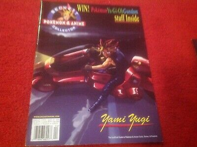 Beckett Pokemon & Anime Collector Guide Apr 2003 Vol 5 #4 Issue 45! New! Poster