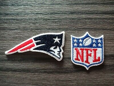 Logo Team New England Patriots NFL Football Patch Embroidered Iron or Sew on#01