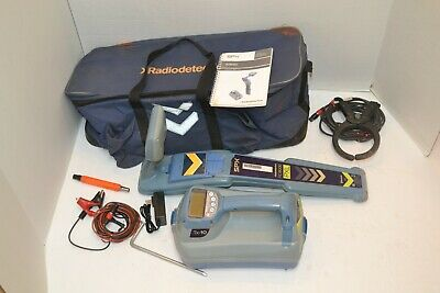 Spx Radiodetection Spx Rd8000 Pxl T10 Pipe Cable Fault Locator Centros Enabled