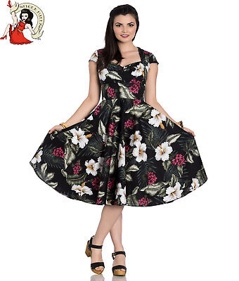 9c3ffeb840 HELL BUNNY MAYA BAY 50s style SEASHELLS shell summer DRESS - EUR 26 ...