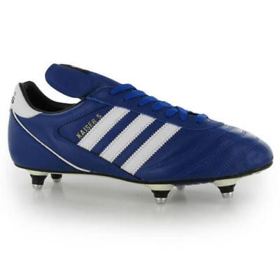 los angeles a0cee b80a1 Adidas Kaiser 5 Mens SG Football Boots UK 7 US 7.5 EUR 40.2 3 Ref