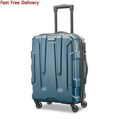 Samsonite Centric Expandable Hardside Carry On Luggage with Spinner Wheels,...