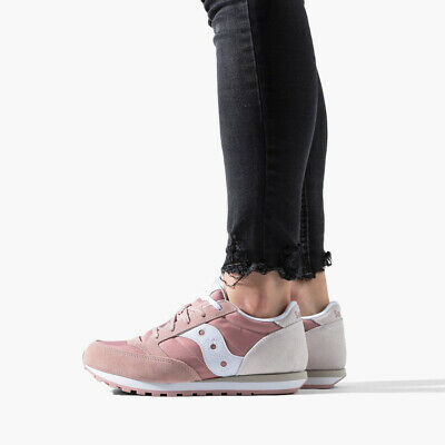 Scarpe Donna Sneakers Saucony Jazz Original [Sk161004]
