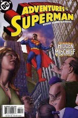 Adventures of Superman (Vol 1) # 634 (VryFn Minus (VFN DC Comics AMERICAN