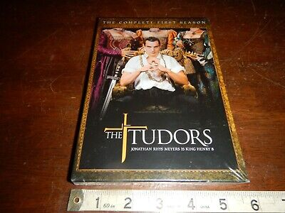 The Tudors The Complete First Season (4 Disc DVD Set) Brand New Sealed
