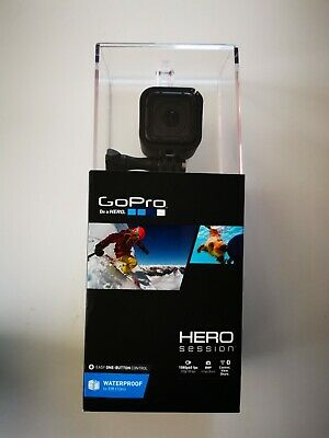 GoPro HERO4 Session Camcorder - Black used once