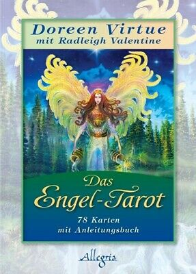 Das Engel-Tarot Kartendeck Doreen Virtue Box Deutsch 2012