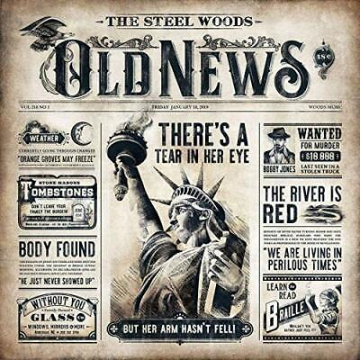 The Steel Woods - Old News [CD]