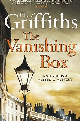 Elly Griffiths The Vanishing Box Paperback Book