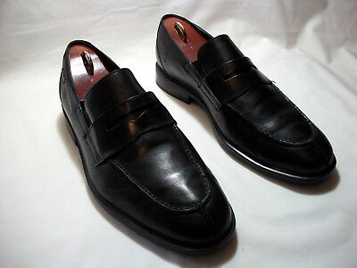 e6b54a80c5 MEPHISTO AIR-JET NILSON Brown Leather Penny Loafers Slip-On Shoes ...