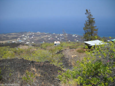 Ocean View Land, 1 Acre Lot, Hawaii Big Island. Owner Financing with $200 Down
