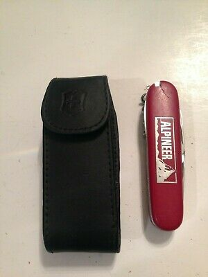 Victorinox Swiss Army Knife Swisschamp Xavt Ruby Red 1