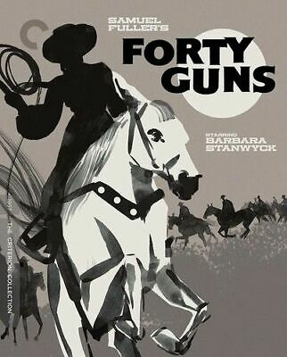 Criterion Collection: Forty Guns New Bluray