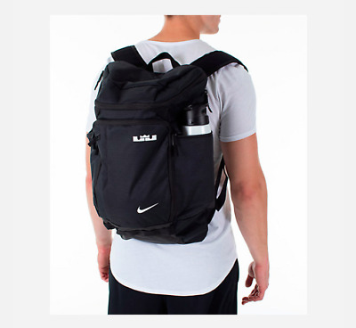 Nike Air Exclusive Lebron Branding Basketball   Sports Insulated Backpack    Bag 61fd93f117