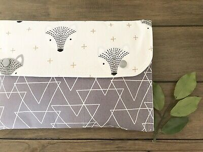 Nappy Wallet, Nappy Clutch, Diaper Wallet, Diaper Clutch, Baby Gift