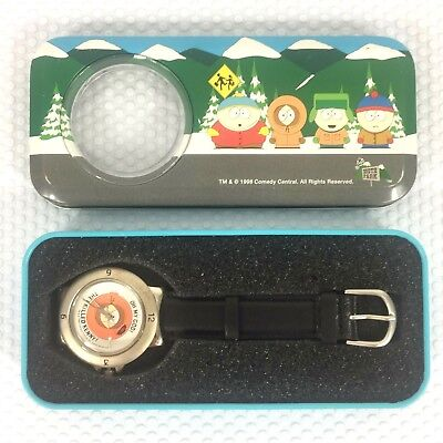 1998 South Park Kenny Watch - Vintage - Original - Mint Condition - Never Worn!