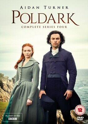 Poldark: Complete Series Four *NEW* DVD