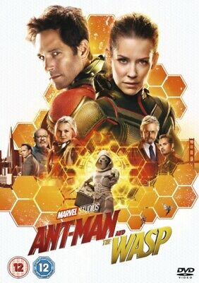 Ant-Man and the Wasp *NEW* DVD