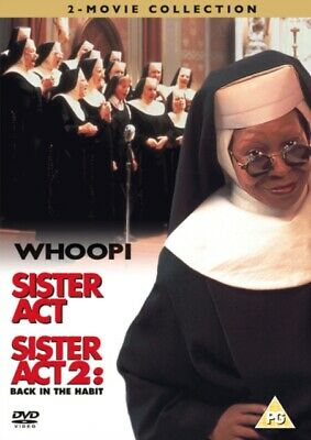 Sister Act/Sister Act 2 - Back in the Habit *NEW* DVD