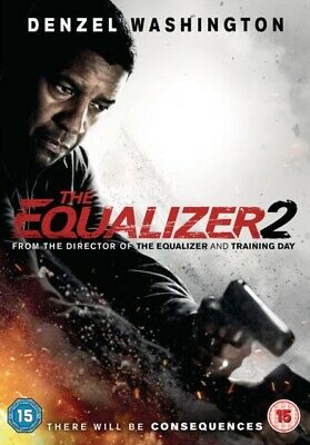 The Equalizer 2 *NEW* DVD