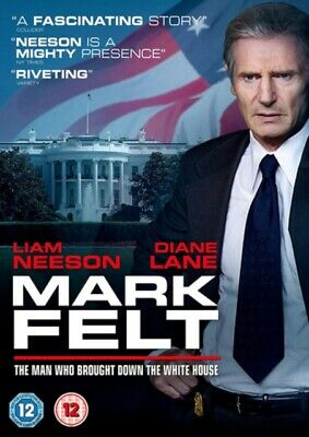 Mark Felt - The Man Who Brought Down the White House *NEW* DVD
