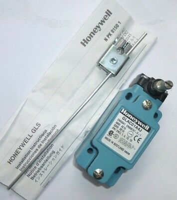 Honeywell Global Limit Micro Switch GLA01A4J-RS 186-8228