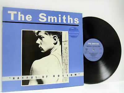 THE SMITHS (MORRISSEY) hatful of hollow LP EX+/EX- ROUGH 76, with inner, vinyl