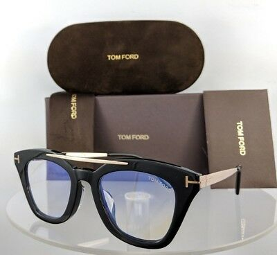 2059b1dd09eaa NEW AUTHENTIC TOM Ford Erin TF466 49E Brown  Brown GradIent Aviator ...